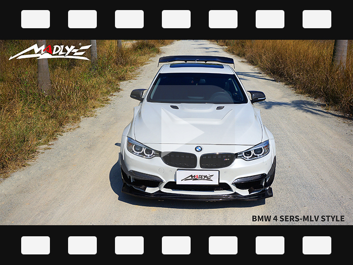 2014-2016 BMW 4 Series MLV Style Body Kit