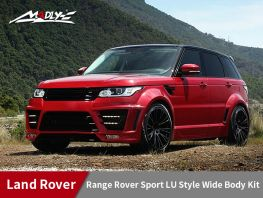 2014-2017 Land Rover Range Rover Sport LU Style Wide Body Kits